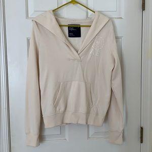 Cream American Eagle Sweatshirt